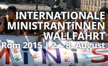 Internationale Minstrantinnen-Wallfahrt