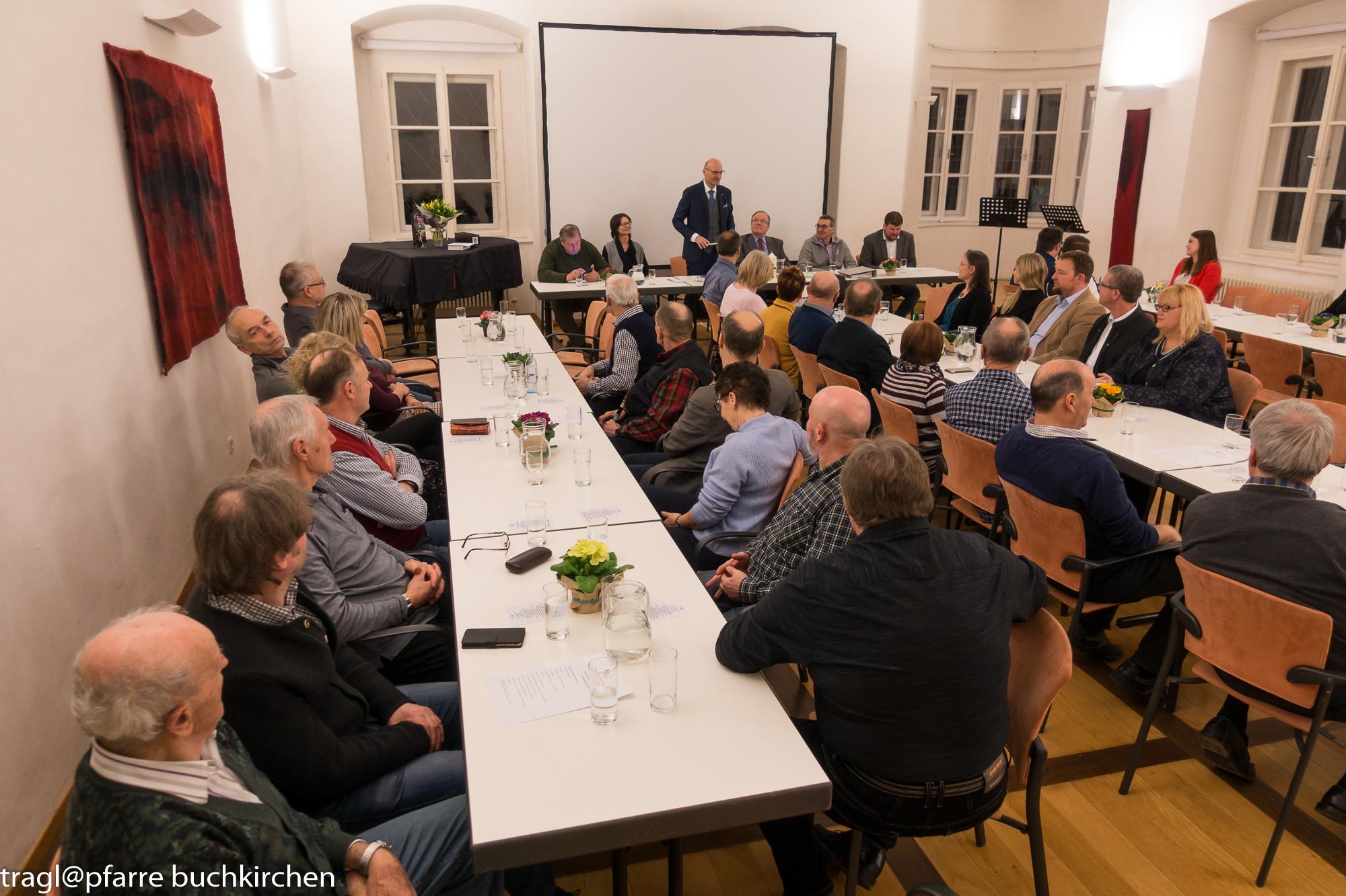 Pfarre Buchkirchen bei Wels - Dizese Linz