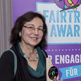 Veronika Pernsteiner beim Fairtrade Award 2016