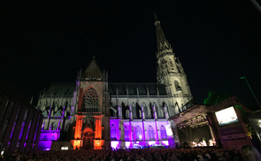 Klassik am Dom mit Bobby McFerrin. © Tom Mesic