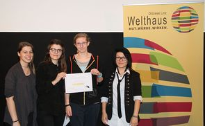 Die Siegerinnen von Smart up your Life 2015