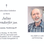 Julius Derndorfer jun.
