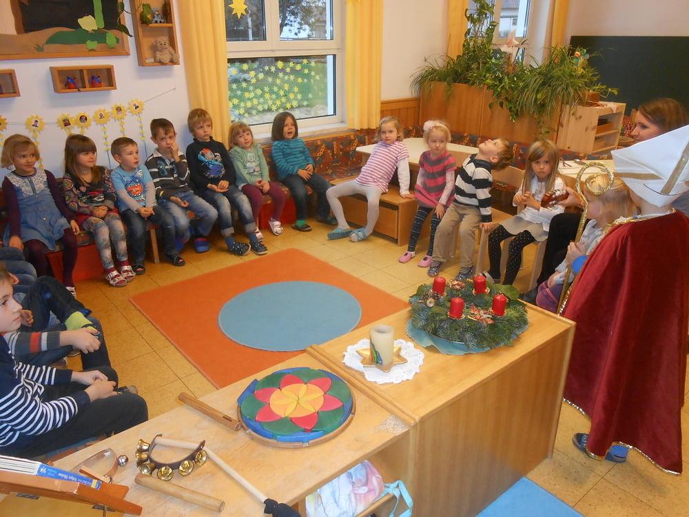 Kindergarten Weihnachten.Advent Nikolaus Weihnachten Pfarre Linz St Paul Zu Pichling