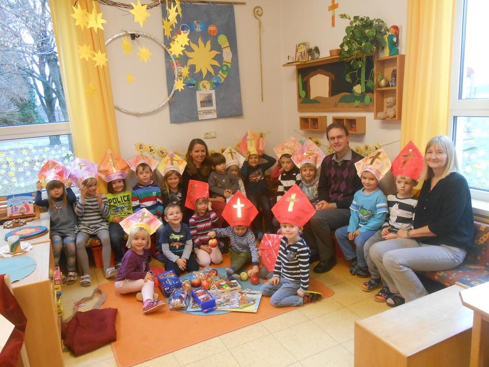 Advent Und Weihnachten Im Kindergarten.Advent Nikolaus Weihnachten Pfarre Linz St Paul Zu Pichling