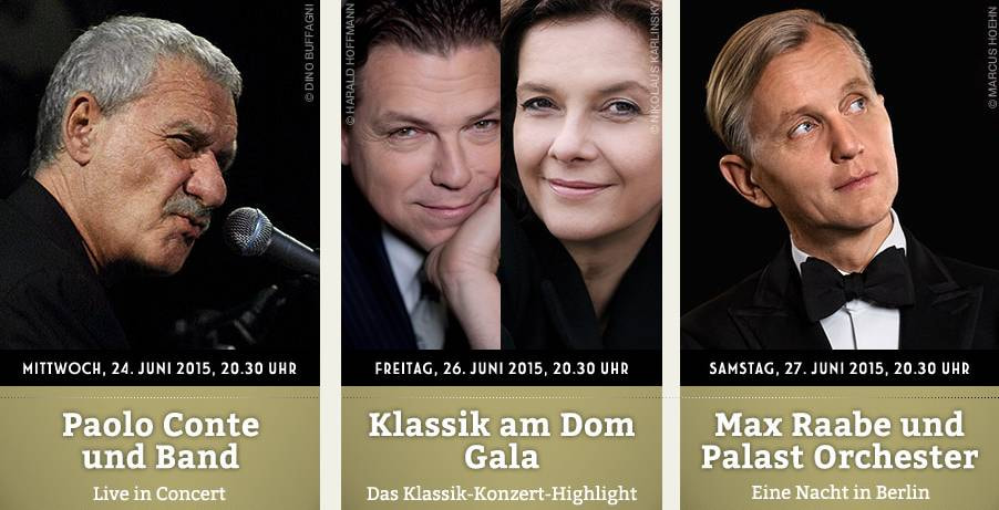 Klassik am Dom - Das Klassik-Highlight in Linz 2015