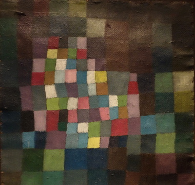 Paul Klee: Abstraction with Reference to a Flowering Tree (1925) / National Museum of Modern Art, Tokyo. © Daderot/wikimedia.org