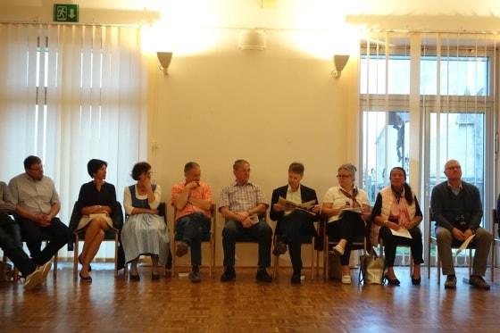 Jugendliche aus ganz Europa treffen sich in Laakirchen
