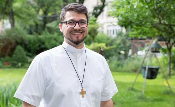 Pater Johannes M. Haas SDB