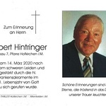 Hr. Hubert Hintringer