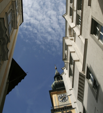Domgasse in Linz