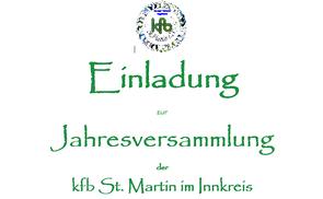 pfarre st. martin im innkreis - diözeselinz, Einladung