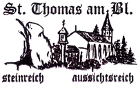 Logo St. Thomas am Blasenstein