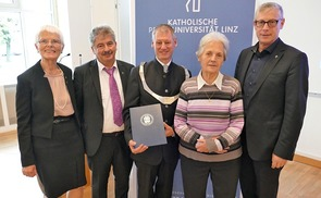 Foundation Ceremony Research Institute Franz and Franziska Jagerstatter