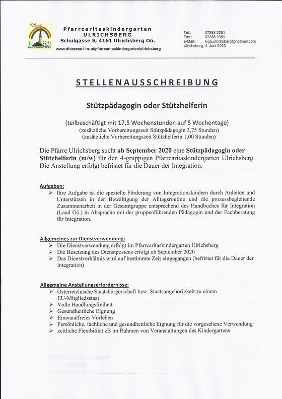 Pfarre Ulrichsberg - Angebote, Aktuelles, Gottesdienste