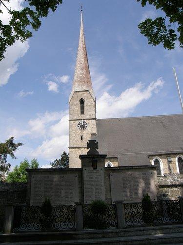 Kindergarten und Krabbelstube - St. Peter am Hart - RiS