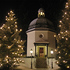 Stille Nacht Kapelle in Oberndorf in der Adventzeit