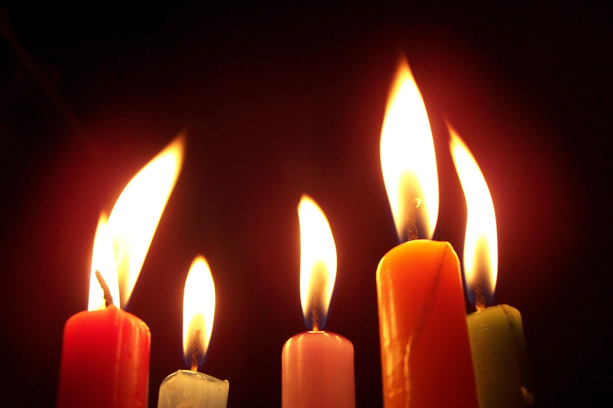 Gottes Licht in den Augen aller leuchten zu lassen!