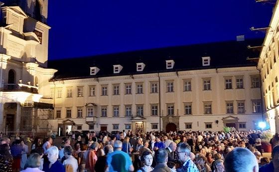 Kroatisch sterreichische Begegnung - Kremsmnster